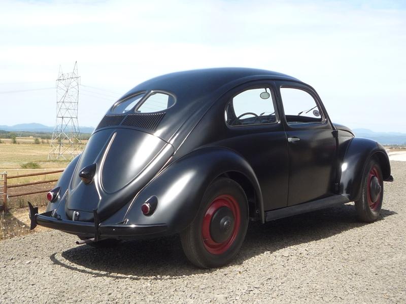Vw Beetle 1946 Split Window 1 Community