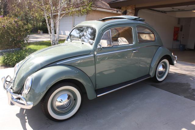 Vw beetle 1957 oval window beetle community for 1957 oval window vw bug
