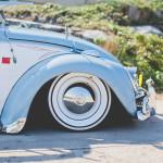 vw beetle white walls